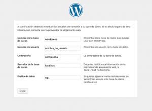 Que es Wordpress - Configuración
