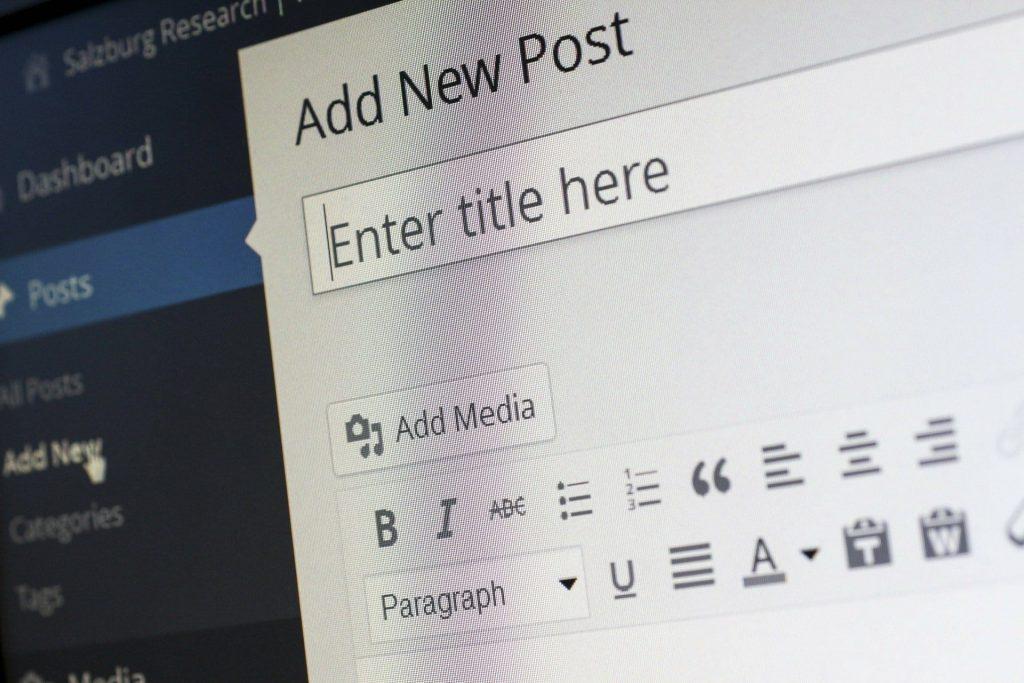Que es Wordpress - Principal