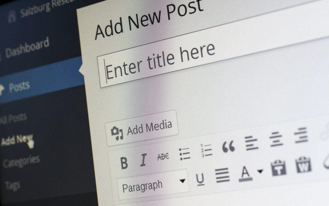 ¿Qué es WordPress y como funciona?