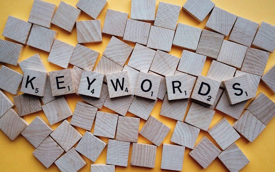 Como escoger las palabras clave más adecuadas para campañas Adwords