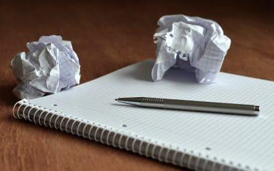 Marketing de contenidos – Escribir cuando no sabes que escribir