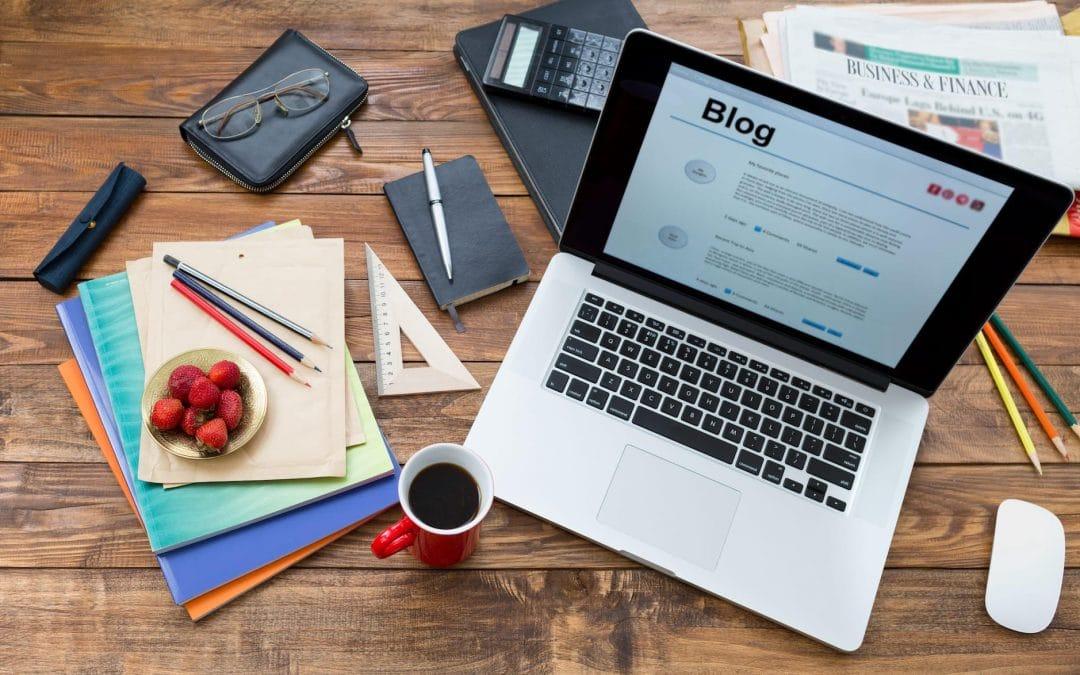 Los 5 temas más populares para tu blog